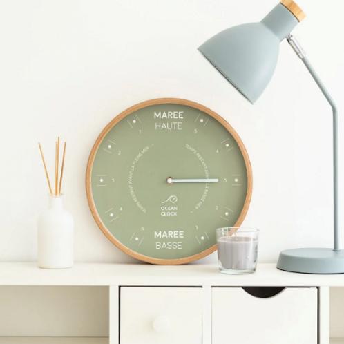 Horloge des marées Algae