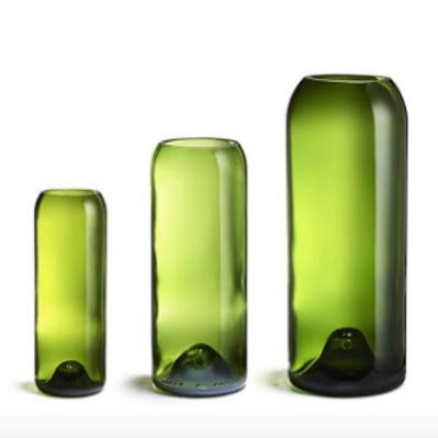 Vases Q de bouteilles petite taille