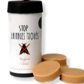 Stop Mites : 5 pastilles de savon