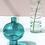 Thumbnail: Vase en verre recyclé esprit vintage