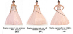 Dessina's Couture Prom up to 3x