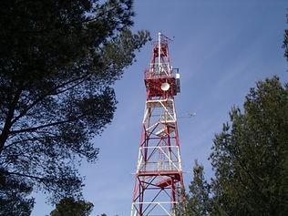 mécanisme de déploiement d'antennes