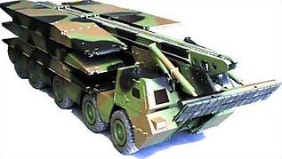 prototype camion GMF