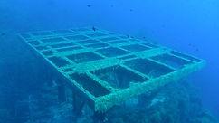 structure sous-marine