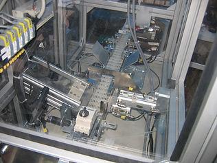 machine de contrôle optique