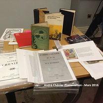 201603c Chenier books.JPG