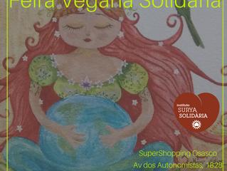 Feira Vegana Solidária