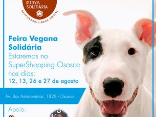 Feira Vegana Solidária no SuperShopping Osasco