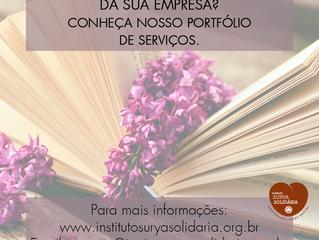 Lançamos nosso portfólio de serviços