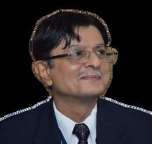 Kalpen Shukla's picture in white background