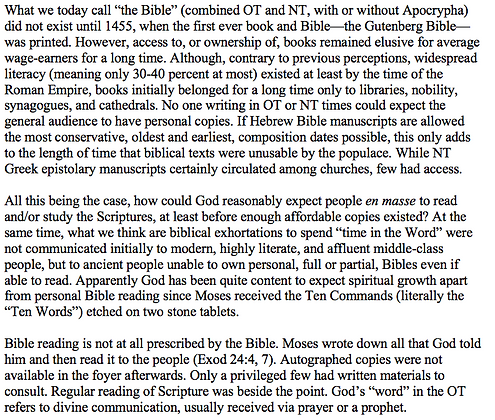 Why and How to Read the Bible (Creig Marlowe)