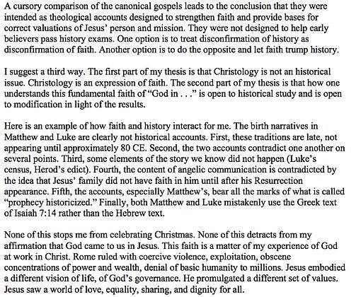 Faith and Historical Jesus Studies (Thomas W. Martin)