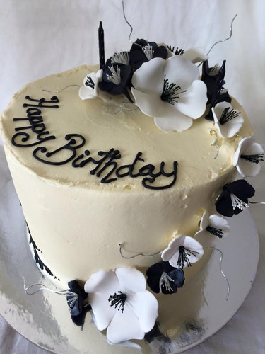 Elegant birthday