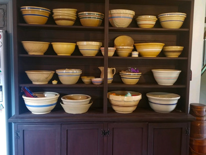 Yellowware