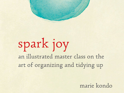 Spark Joy, and Start Cleaning!