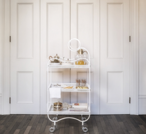 The Odette Trolley designed by Cathy Azria for BD Designs