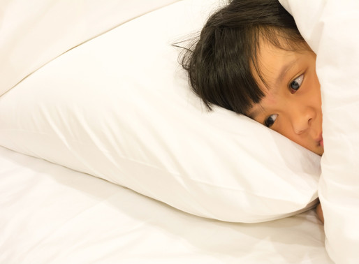 Sleep Disturbances in Children with PTSD