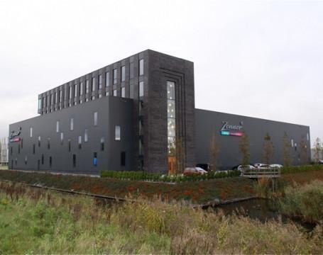 Nieuwbouw Zenner te Nieuw-Vennep