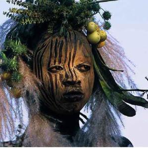 Les tribus de l'Omo: le génie de la peinture