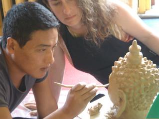 Rencontrer et sculpter votre Bouddha intérieur du 27 au 31 Juillet 2018