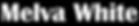 Melva White logo.png