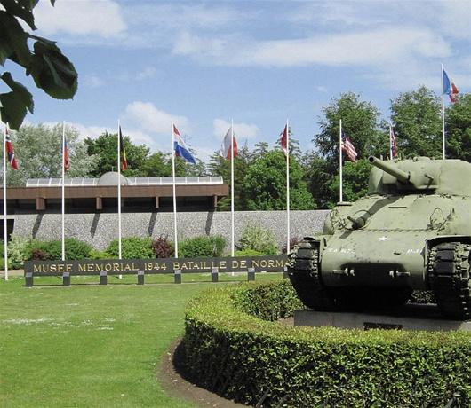 Normandy War Museum