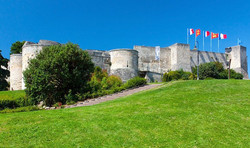 Caen Castle Normandy  | Holiday home