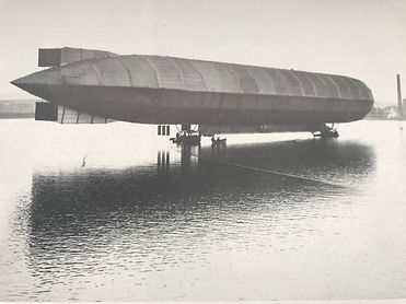 Britians First Airship