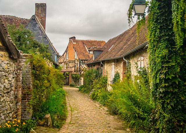 Rural holiday home in Normandy