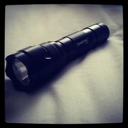 KinFire WF-502 LED Torch