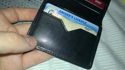 Chikara Wallet Left Side
