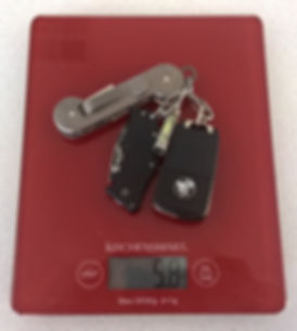 Orbitkey Weigh In