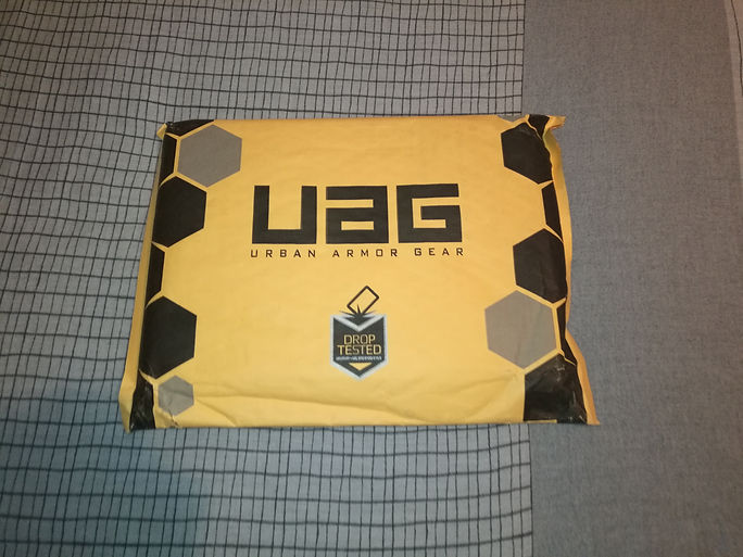The UAG Scout case arrives