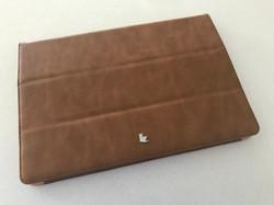 JISONCASE Leather Cover MacBook Pro
