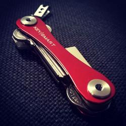 Red KeySmart