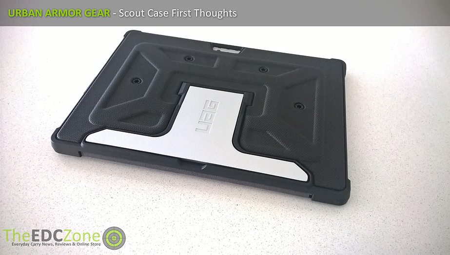 First Thoughts of the UAG Scout Case