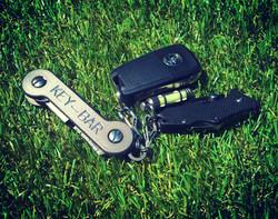 Titanium  KeyBar