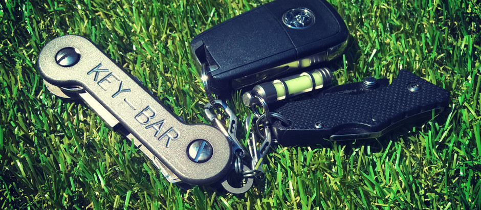 Titanium KeyBar Review is now Live!
