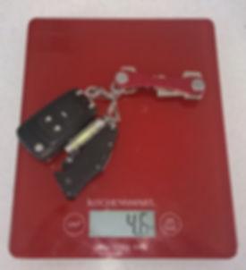KeySmart Weigh In