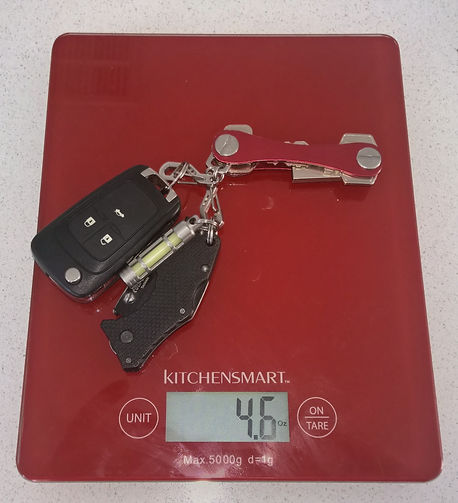 KeySmart Weigh In