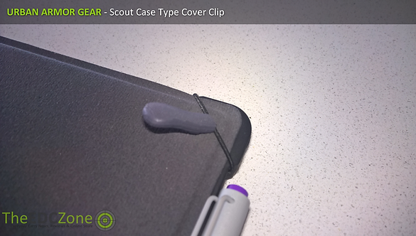 Scout Case Type Cover Clip