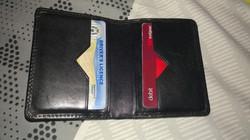 Chikara Wallet open