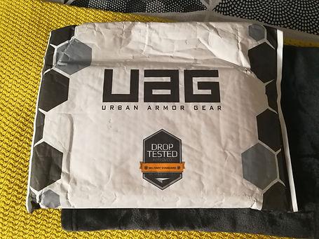 The UAG Scout case arrives