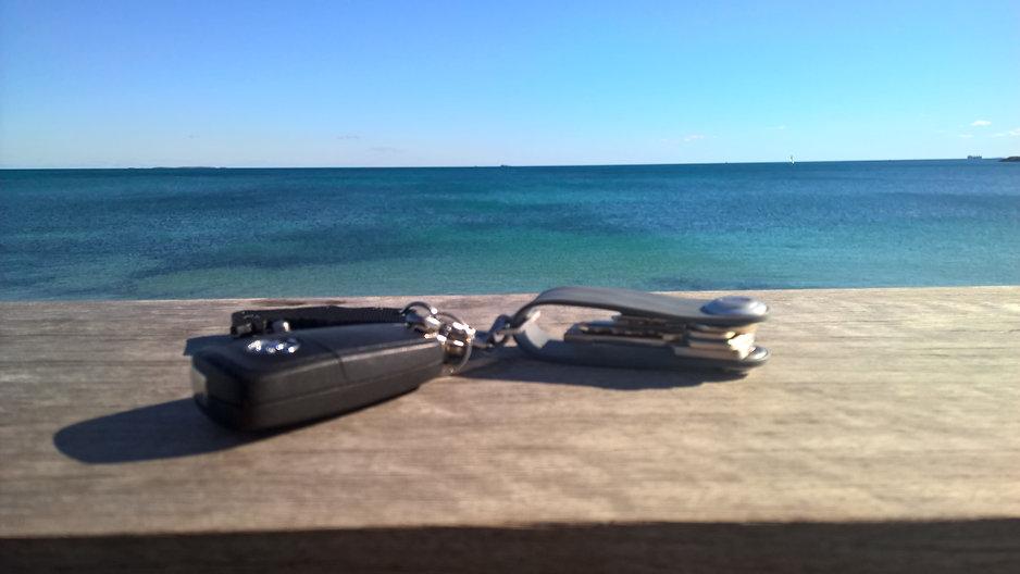 Field Trip to Fremantle with the Orbitkey
