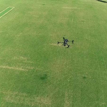 DJI M300 RTK maiden flight video