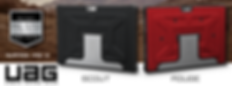 Advertising the UAG Scout & Rouge cases for Surface Pro 3