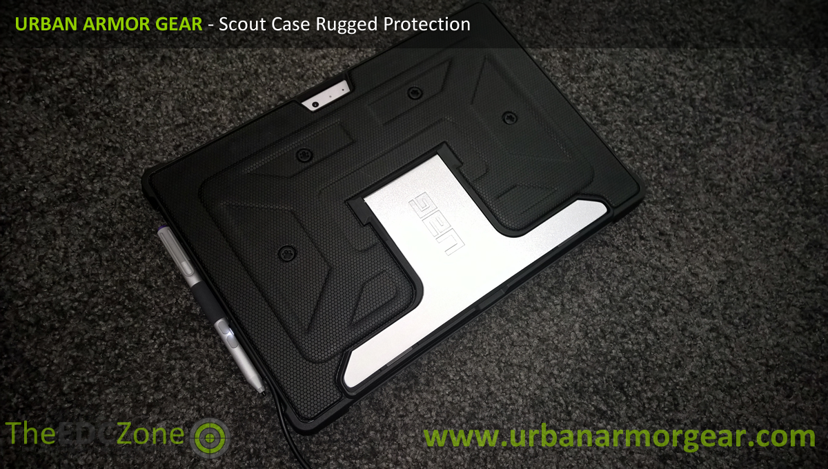 UAG Scout Case for Surface Pro 3