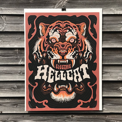 Electric Hellcat (Regular Edition)
