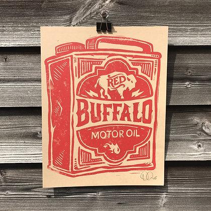 Buffalo Motor Oil
