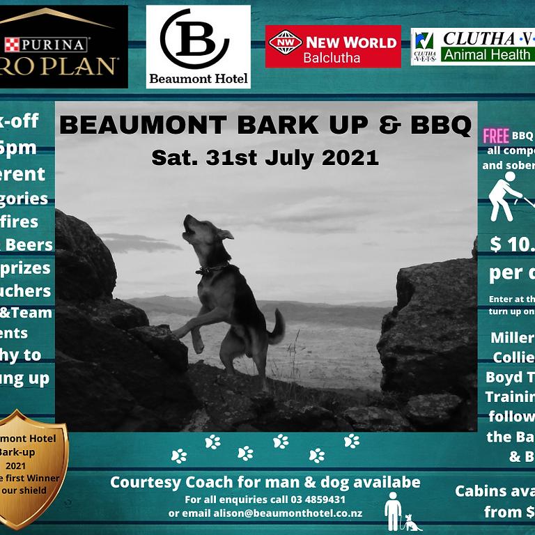 Beaumont Bark Up